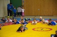 Bambini-Training und Grillen am 28.7.17